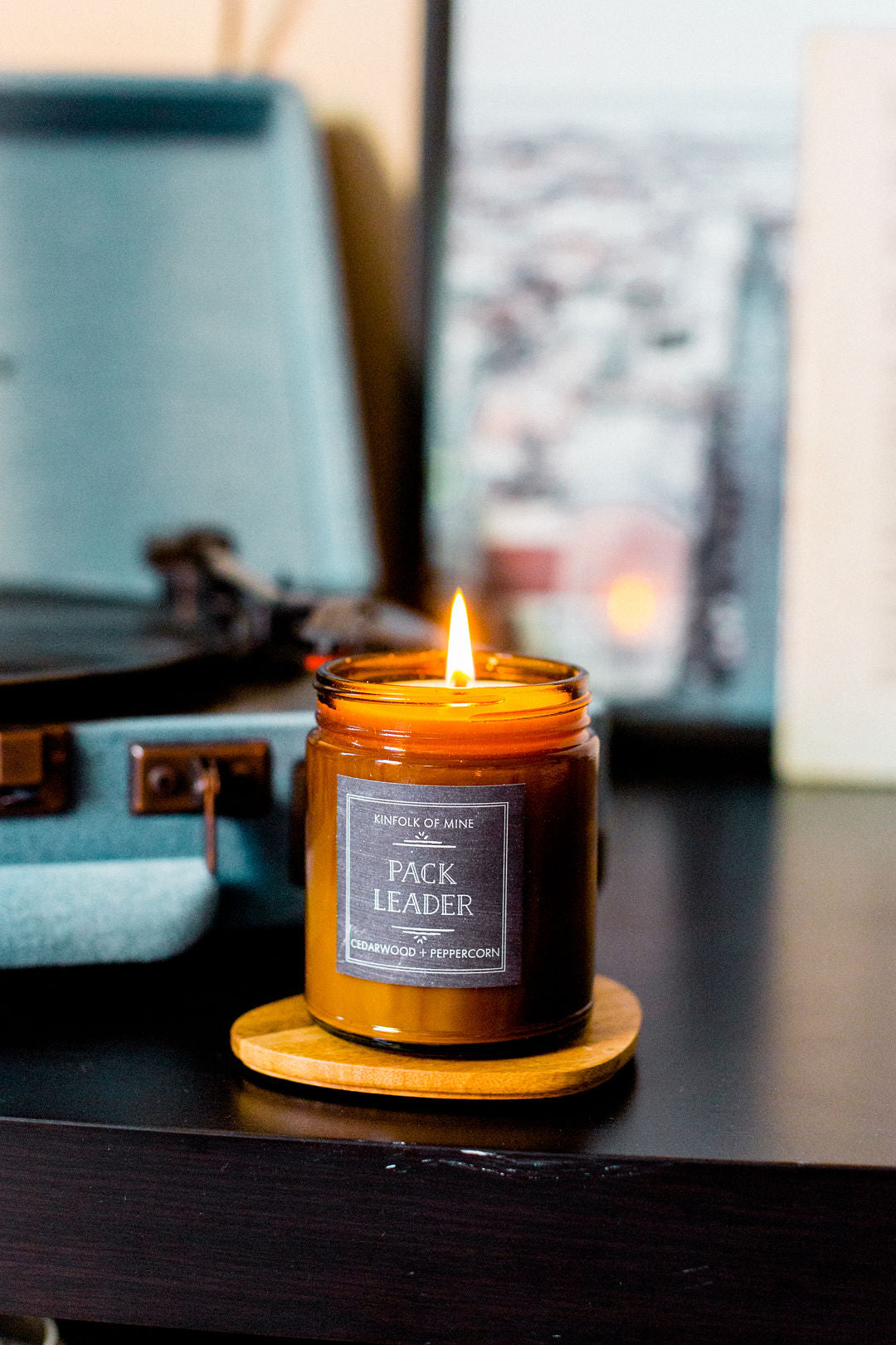 Pack Leader 9oz Candle