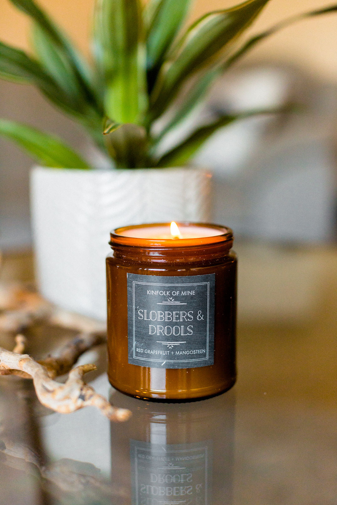 Slobbers & Drools 9oz Candle