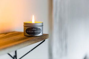 Witchy Woman 4oz Candle