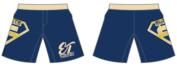 Elite Athletic Fight Short