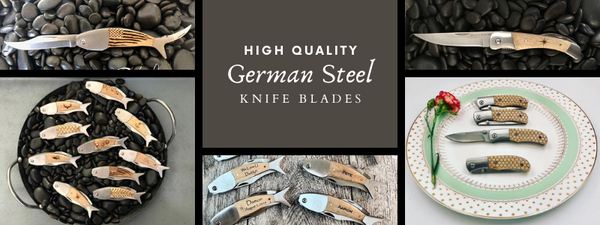 New Pocket Knives At The Wood Reserve