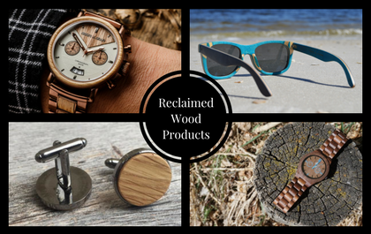 Reclaimed & Recycled Wooden Products From The Wood Reserve