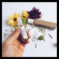 Natural Roll-On Perfume by Wood & Wax Co.