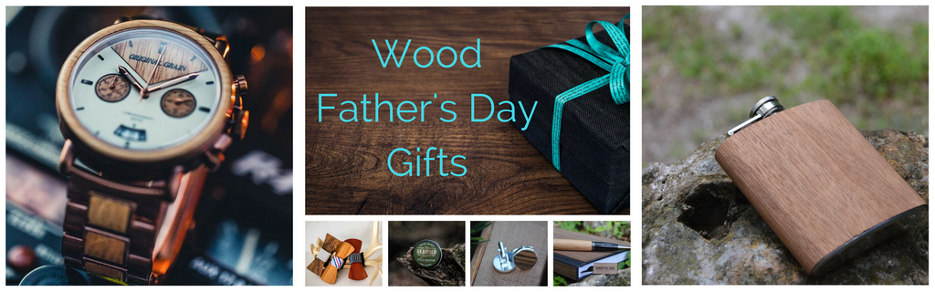 Unique Wood Father's Day Gifts