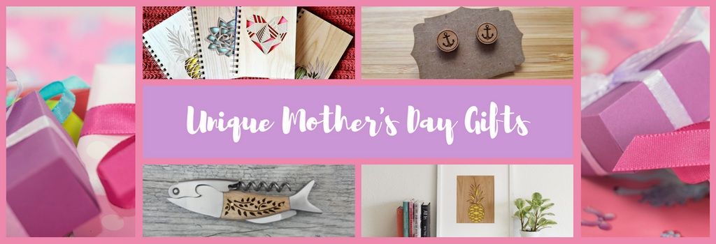 Unique Mother's Day Gifts - Wood Gifts for  Mom