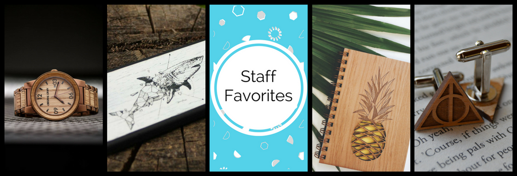 Staff Favorite Wood Products