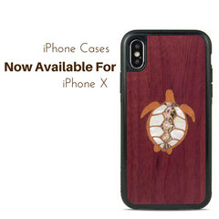 Wooden iPhone X Cases From The Wood Reserve