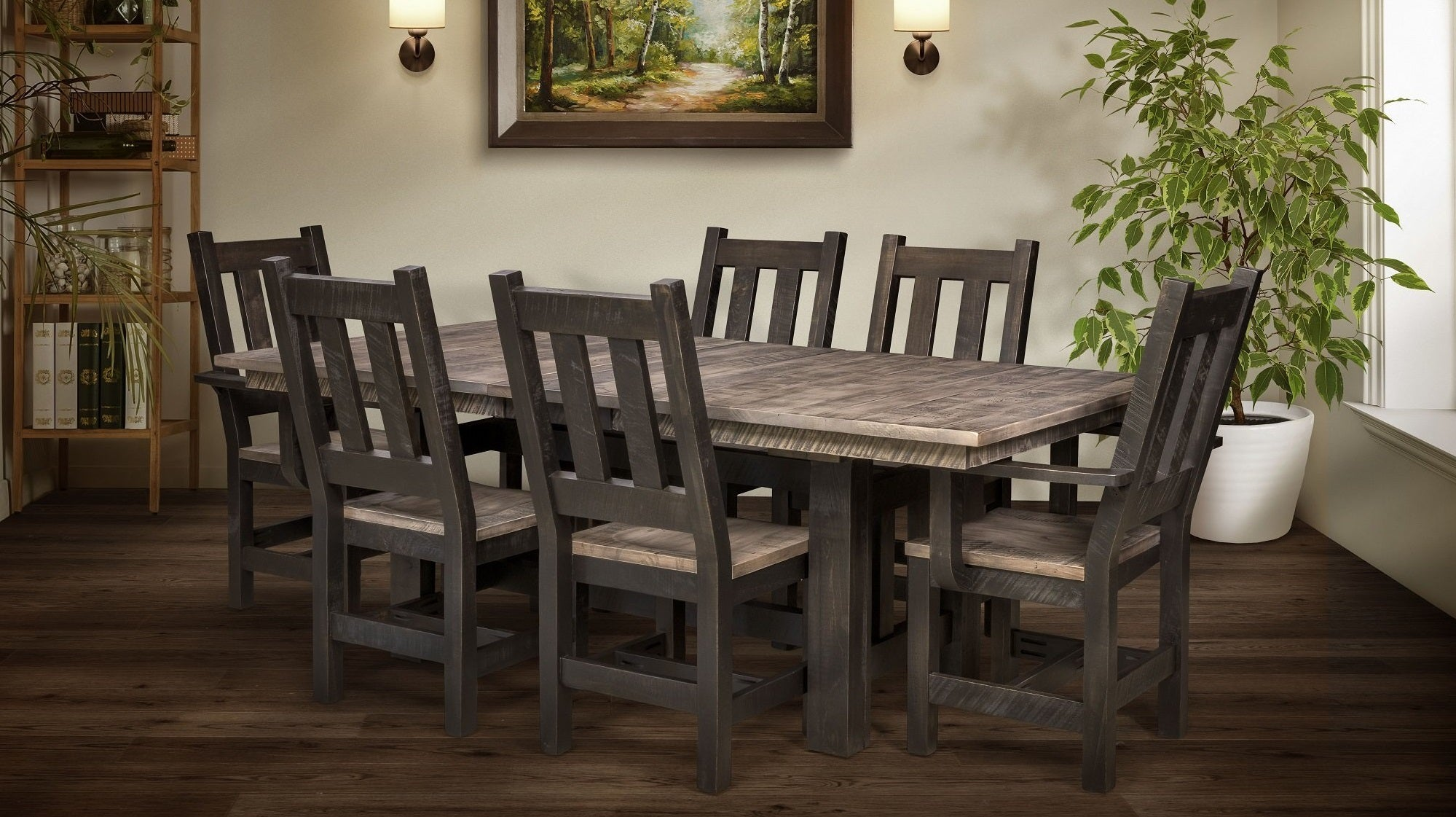 Amish Handcrafted Dining Tables