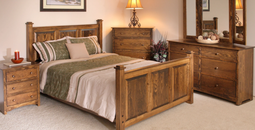 Handcrafted Bedroom Furniture Collection