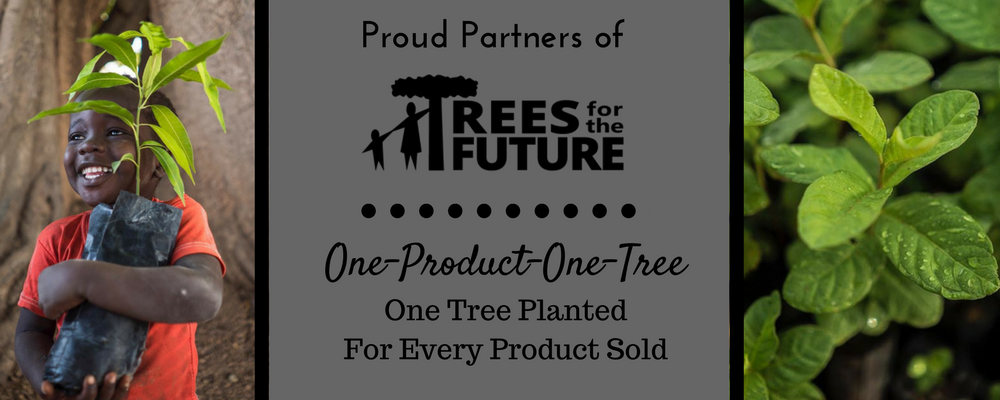 Proud Partners of Trees For The Future