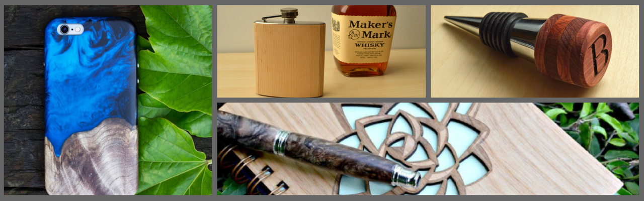 Wooden Bar and Office Products & Gifts From The Wood Reserve