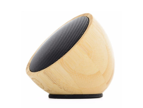 Carved - Bamboo Wood Wireless Bluetooth Speaker