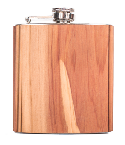 Cedar Wood Flask with Custom Engraving  sc 1 st  The Wood Reserve & Unique Wood Gifts for Men from The Wood Reserve