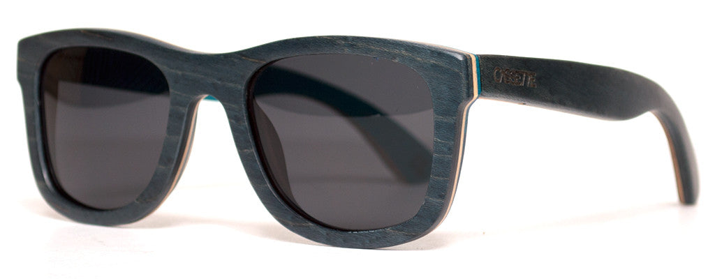 9de509a3b1842 Canadian Maple   Recycled Skatedeck Sunglasses from The Wood Reserve