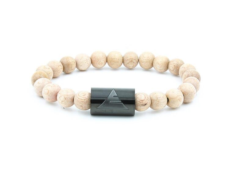 amulet wood tibetan bracelet sander collections mani women handmade zen charm om dark buddhism products natural lucky padme earthlife hum man with for