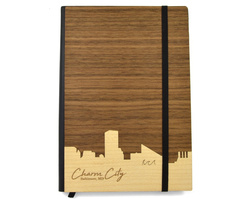 Wooden Notebooks & Journals - The Wood Reserve