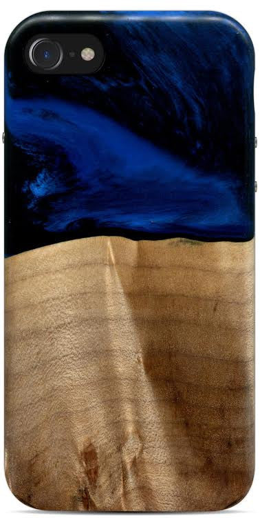 quality design 7e816 0f818 Ocean - Live Edge All-Wood iPhone 7 Case by Carved