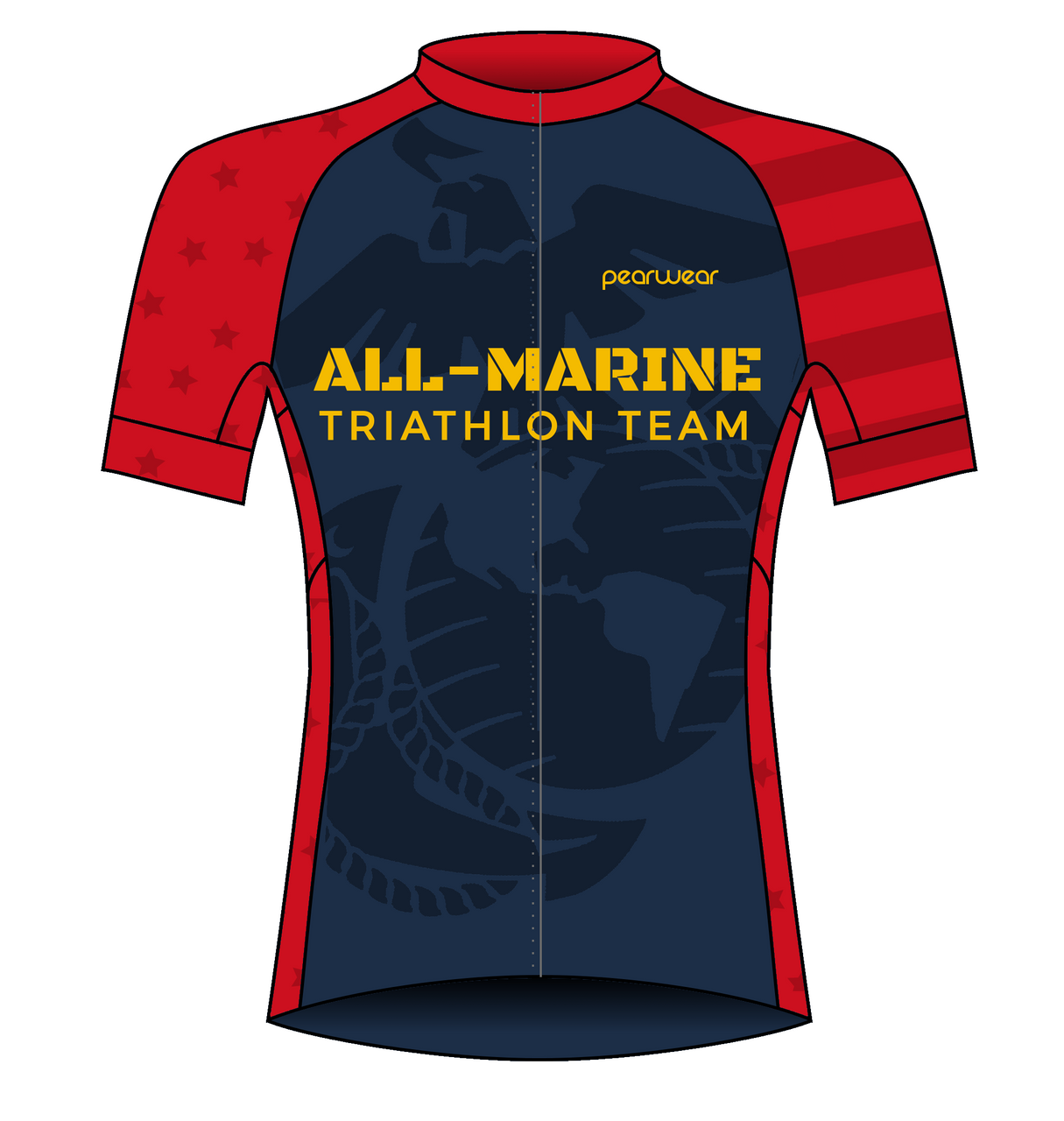 All-Marine Team Men's Jersey