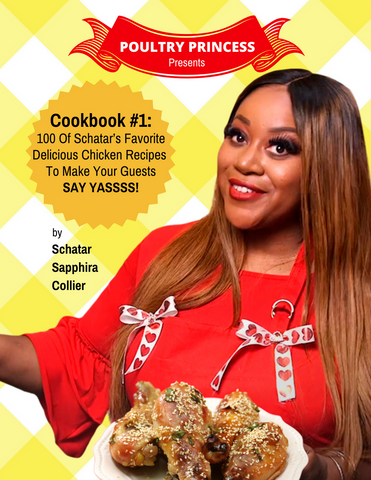 Poultry Princess Cookbook #1: Over 100 Delicious Chicken Recipes!