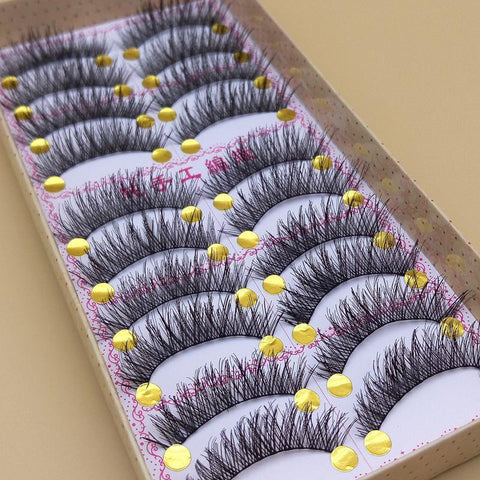 10 Pack Lashes - Sale!