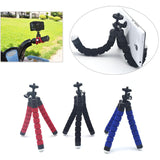 Mini Portable Flexible Tripod For Mobile Phones