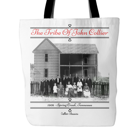 Tribe Of John Collier Tote Bag