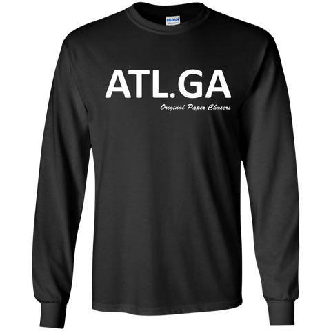 """ATL"" Paper Chasers LS T-shirt"