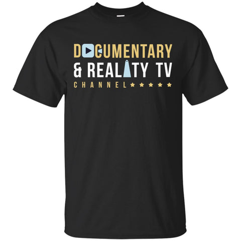 Documentary And Reality TV T-Shirt