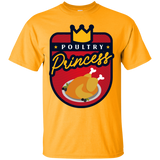 Poultry Princess Ultra Cotton T-Shirt
