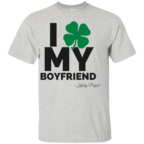 """I Love My Boyfriend"" Ultra Cotton T-Shirt"