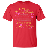 LOVE IS - T-Shirt