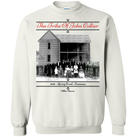 Tribe Of John Collier Crewneck Pullover Sweatshirt