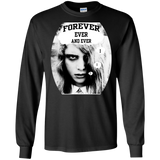My Zombie Ex-GF - Deluxe - Personalized LS T-Shirt