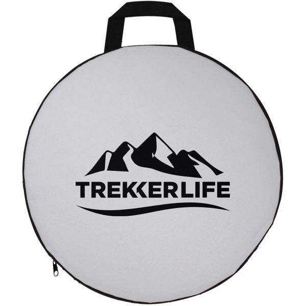 Trekker Life Active Seat Cushion - Blk