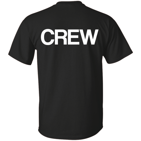 """CREW"" Cotton T-Shirt"