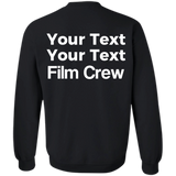 Film Crew Sweatshirt - Personalized