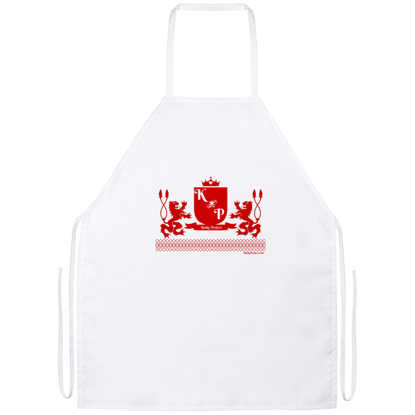 """Kinky Perfect Crest"" Apron"