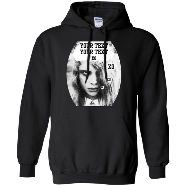 My Zombie Ex-GF Deluxe Deluxe Personalized Hoodie
