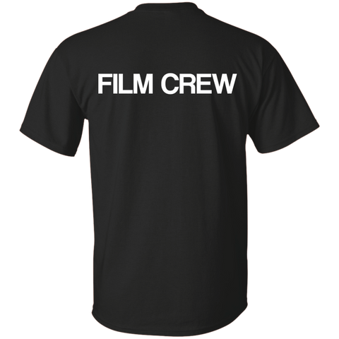 """Film Crew"" Cotton T-Shirt"