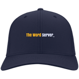 The Word Server Twill Cap