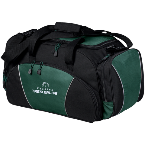Trekker Life Foodie Medium Gym Bag - Wht