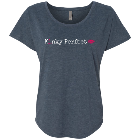 """Kinky Perfect Classic"" Baby Doll Tee"