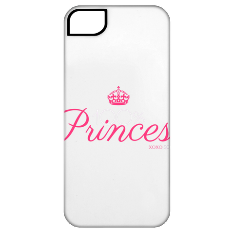 100 Percent Princess iPhone 5 Tough Case