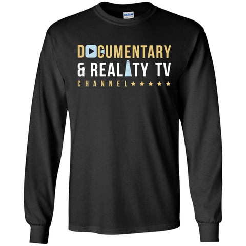 Documentary And Reality TV Long Sleeve T-Shirt
