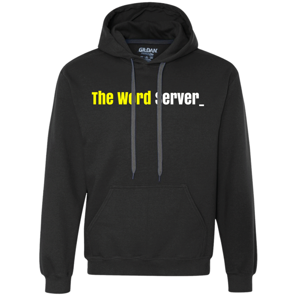 The Word Server Heavyweight Pullover Fleece Sweatshirt