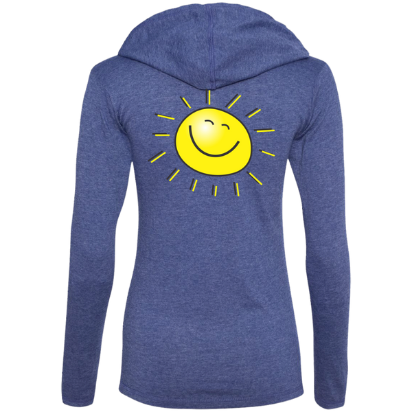Here Comes Ladies The Sun Hoodie