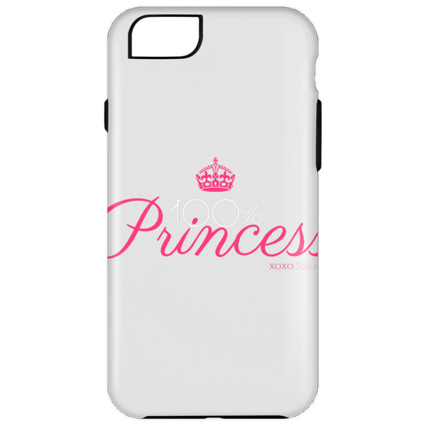 100 Percent Princess iPhone 6 Plus Tough Case