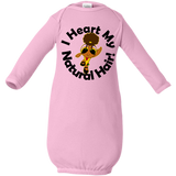 """I Heart My Natural Hair"" Infant Layette"