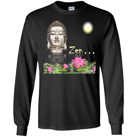 """Zen"" Long Sleeve"