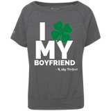 I Love My Boyfriend - Shamrock Charisma Shirt